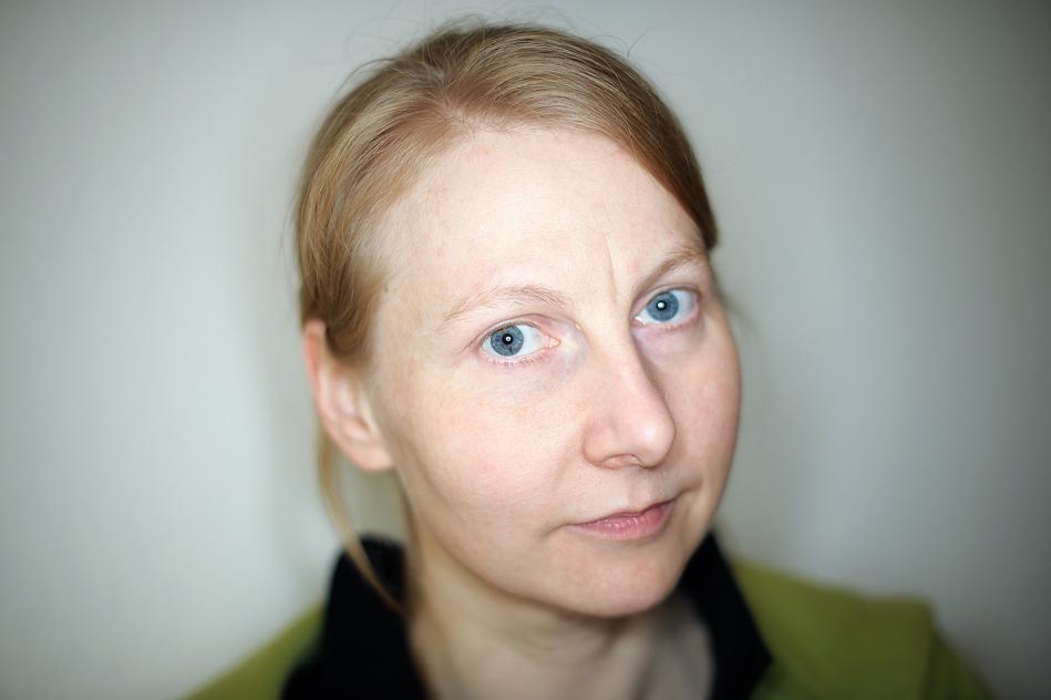 Mit dem Rayflash Ringblitz fotografiertes Portrait