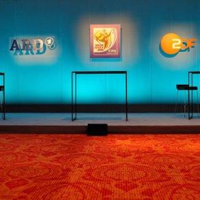 ARD und ZDF präsentieren gemeinsam die Fussball WM 2010 in Südafrika