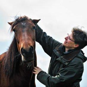 Mein persönliches Lieblingsbild der Portraitreihe, denn hier wird meiner Meinung nach das Vergnügen seitens des Pferdes besonders deutlich.