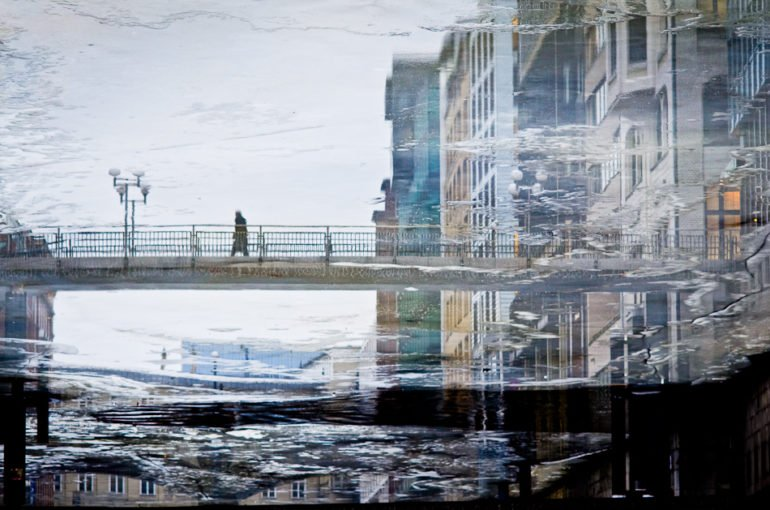 Alsterfleet in Hamburg