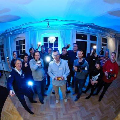 "Workshop ""Blitzen, aber richtig"" am 23. Januar 2011"