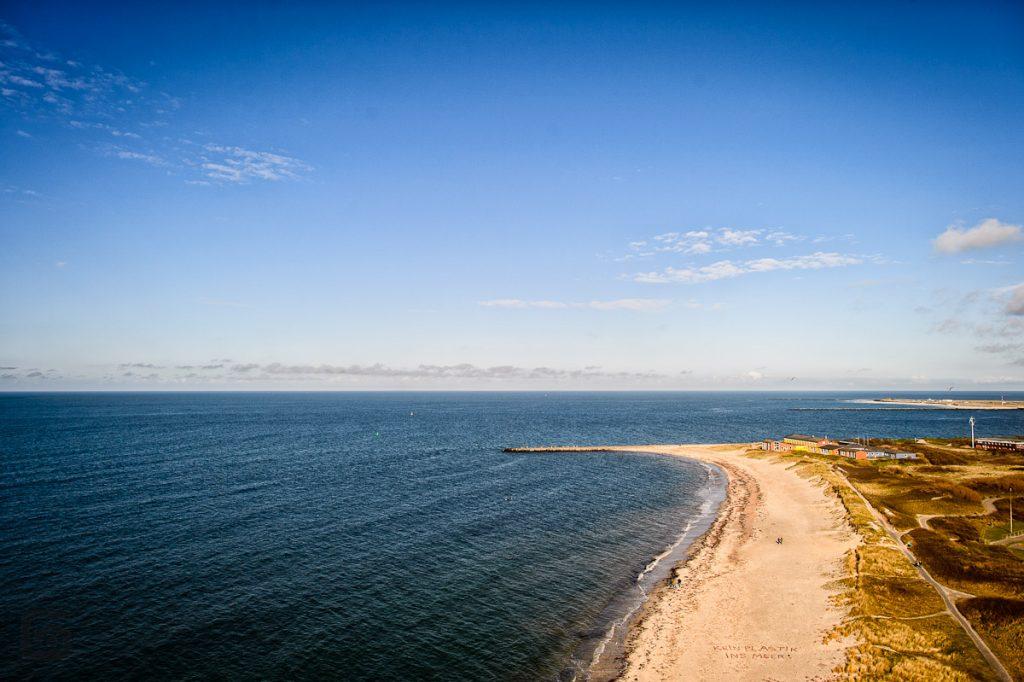 Steine am Strand von Helgoland: Kein Plastik ins Meer