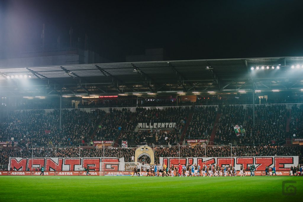 Fanprotest