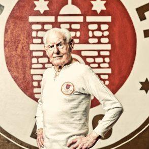Herbert Müller - Urgestein beim FC St. Pauli