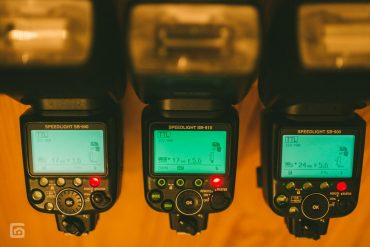 Nikon SB-910 im Vergleich zum SB-900