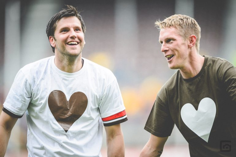 Florian Bruns und Marius Ebbers