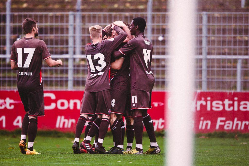 FC St. Pauli U23 - Eintracht Braunschweig 2