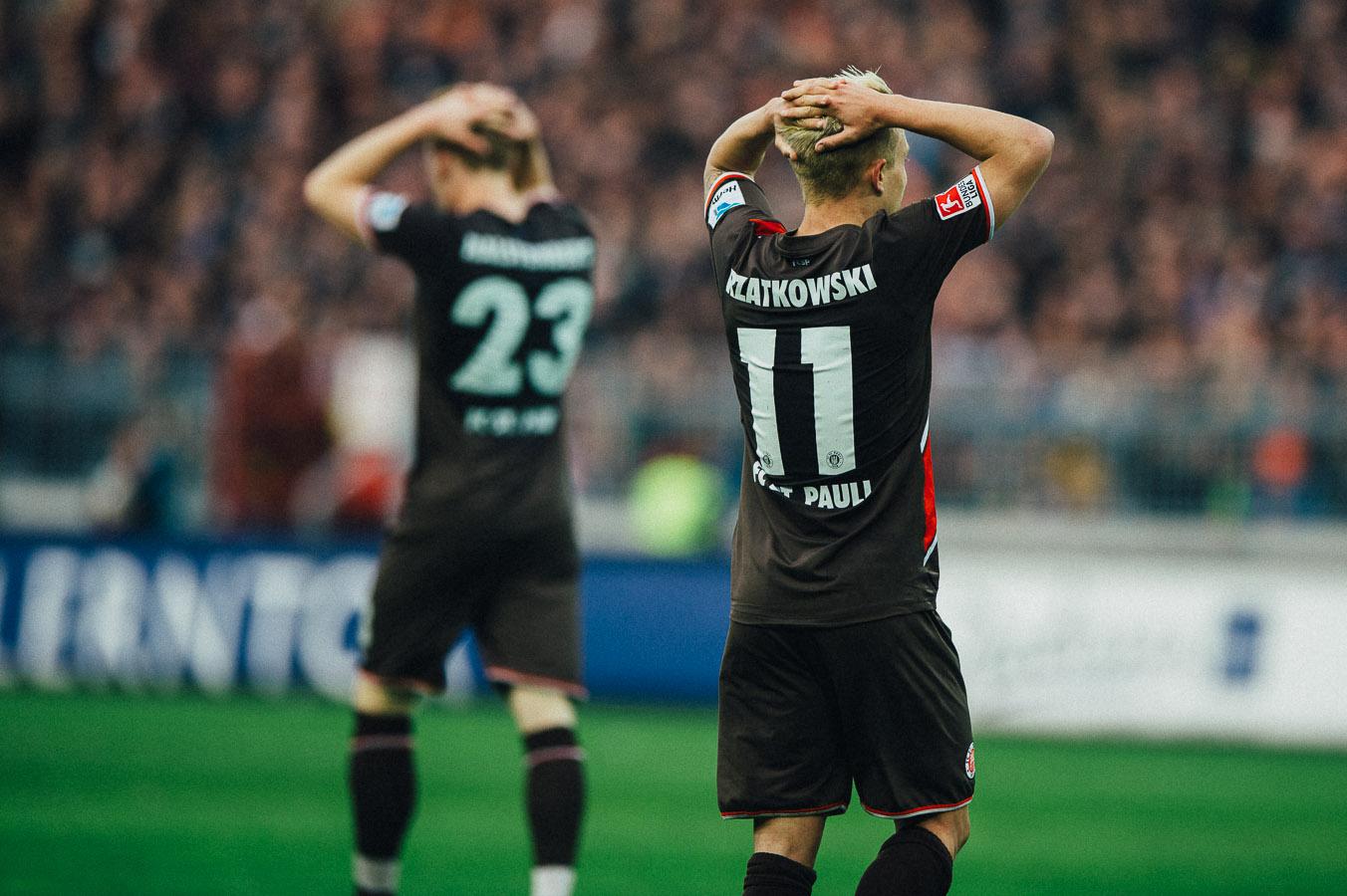 Fussball, 2. Bundesliga, Millerntor