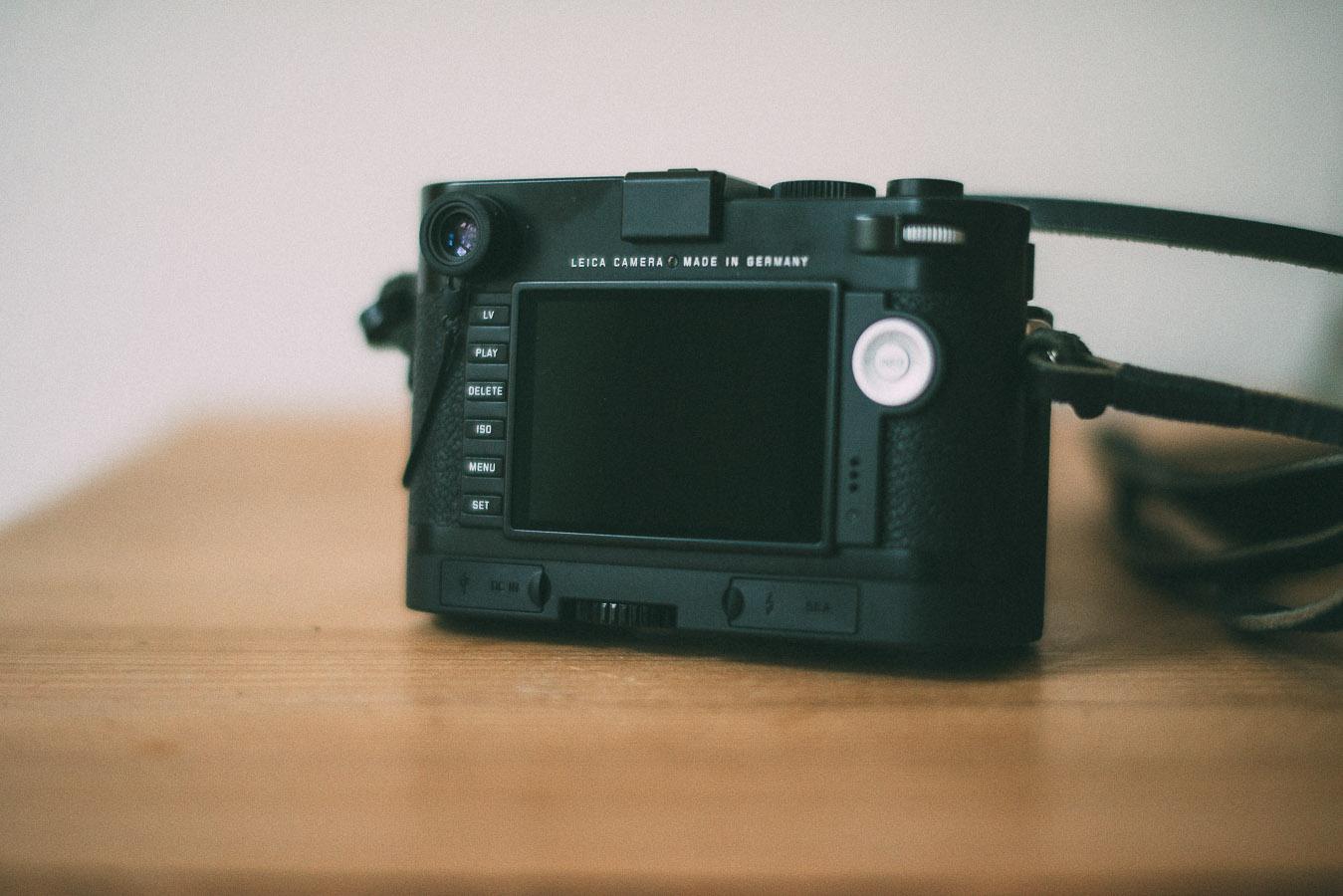 Leica Multifunktion Handgriff-M