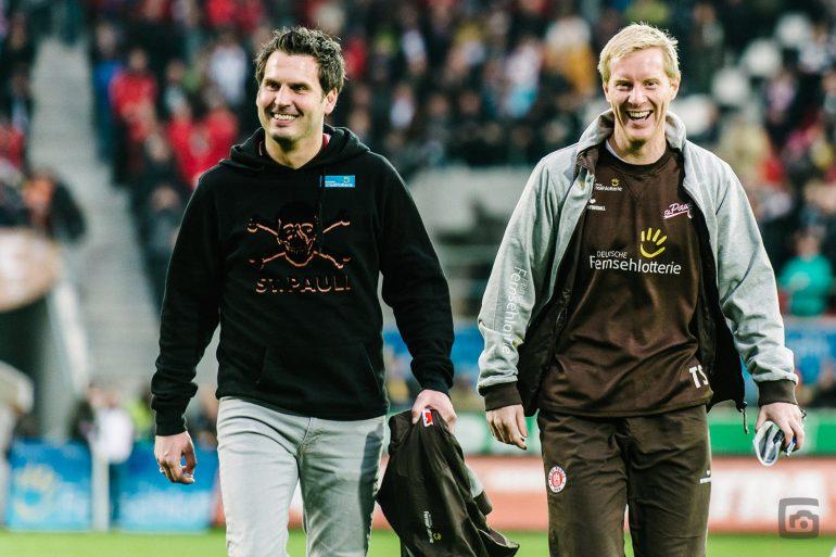 Thomas Meggle und Timo Schultz sind das neue Trainerteam