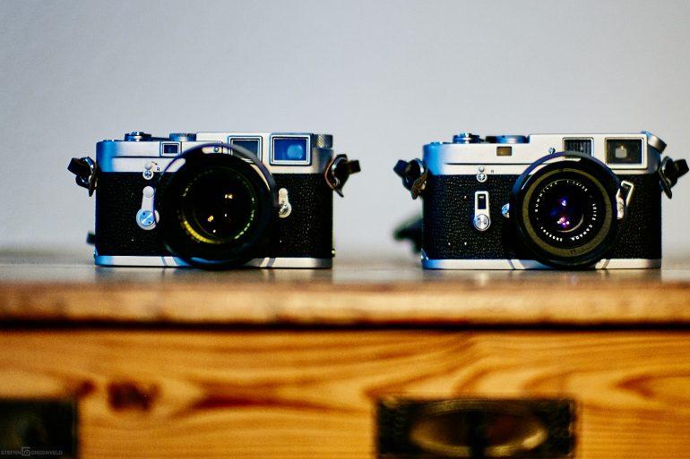 Leica M3 und M4