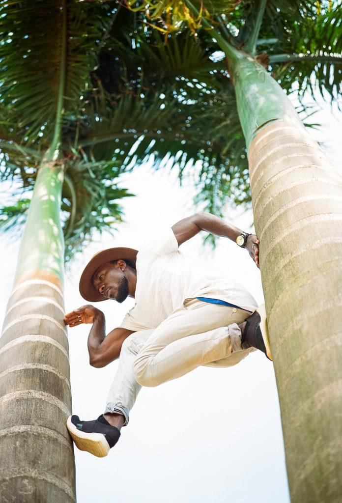 Abdul Abdanger - breakdance artist and teacher from Uganda