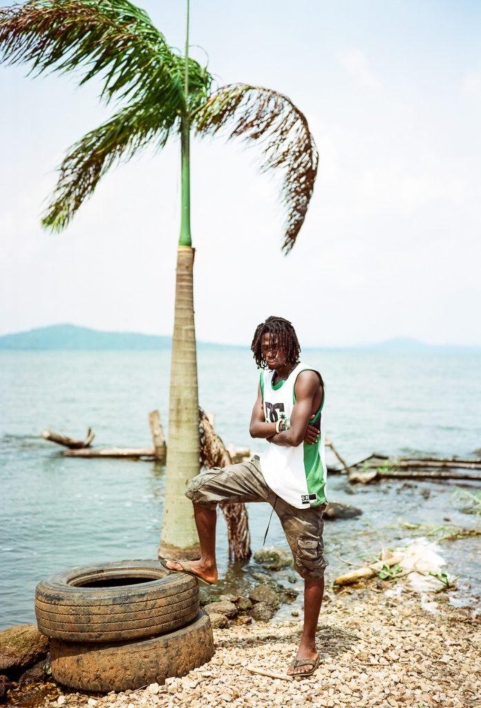 Jora Mc - breakdance artist from Uganda
