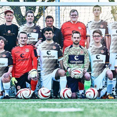 FC St. Pauli Blindenfussball - Das Bundesliga Team der Saison 2016