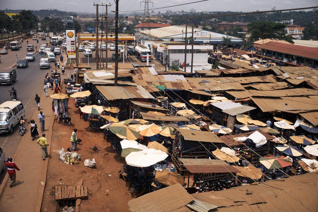 Jinja Road, Kampala