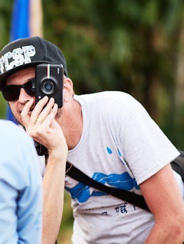 Fotografieren mit der Polaroid Snap