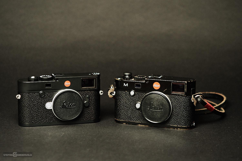 Neue Leica M10 vs drei Jahre benutzte Leica M(Typ 240)