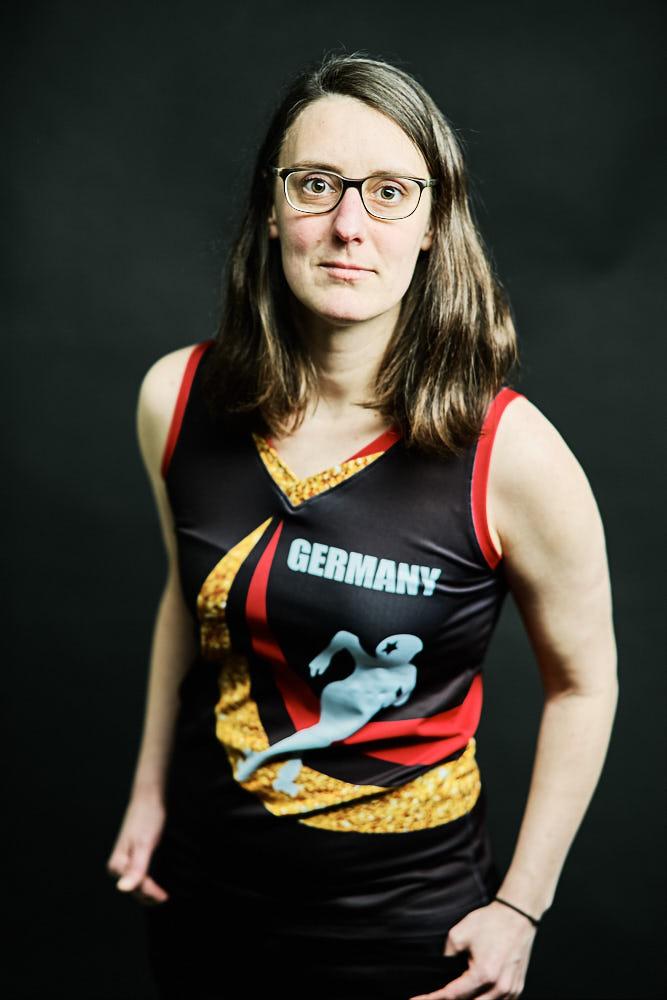 Jeanne Dark - Head Coach