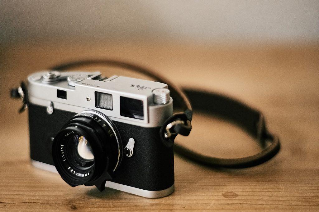 Leica MP mit Summilux 35, die erste Version