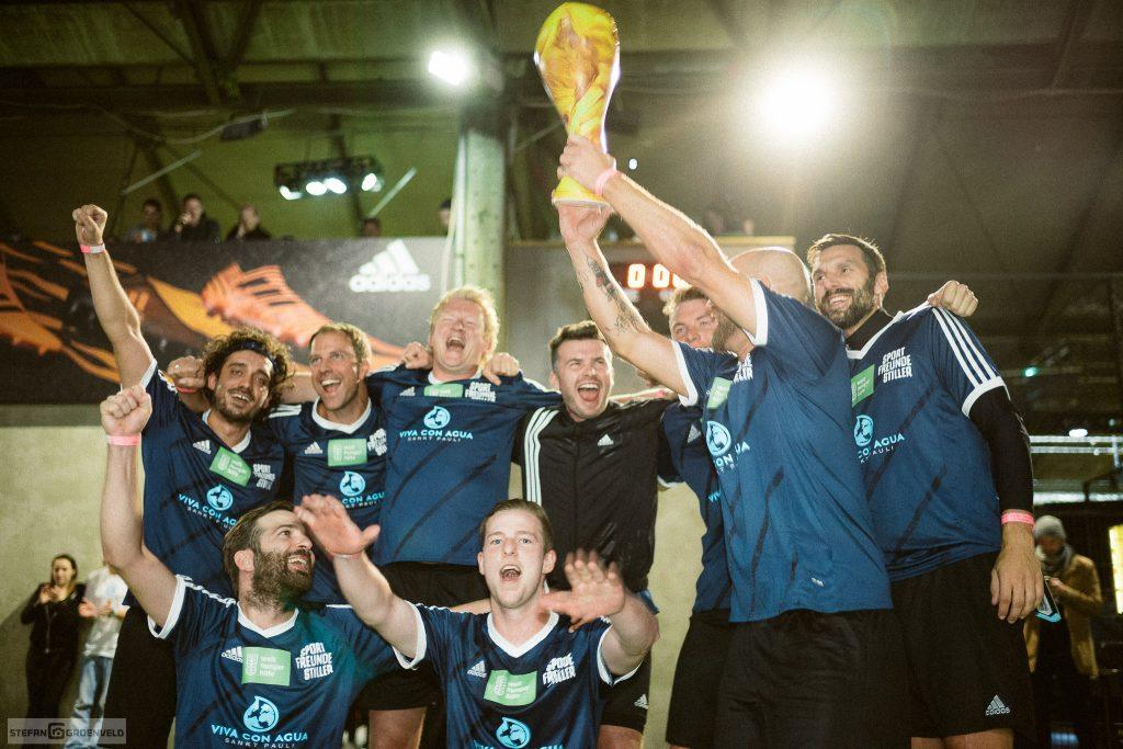 Sportfreunde Stiller gewinnen den VCA Cup