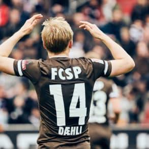 FC St. Pauli - SV Darmstadt 98 0:1