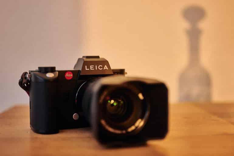 Leica SL2 with APO-Summicron-SL 35mm