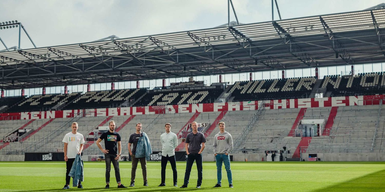 FC St. Pauli meets Levi's
