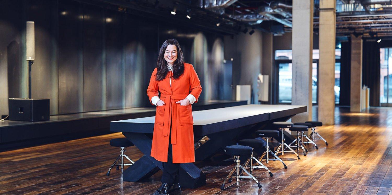 Frances Uckermann im designxport